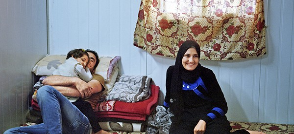 Refugee story Rena Effendi
