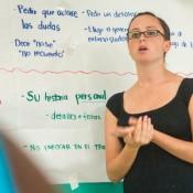 Nitsan Tal Fundación Asylum Access Ecuador