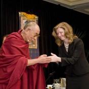 Dalai Lama Emily Arnold Fernandez