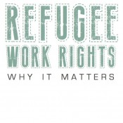 Refugee Work Rights Flyer