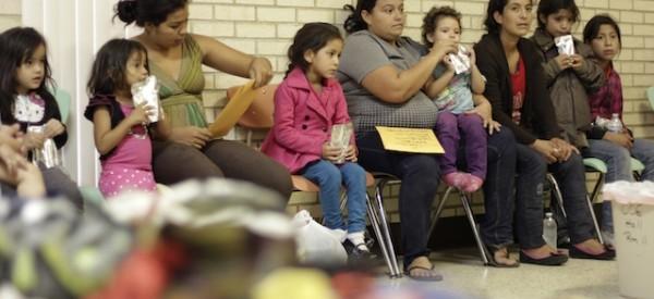 Central American Migrants REUTERS/Stringer