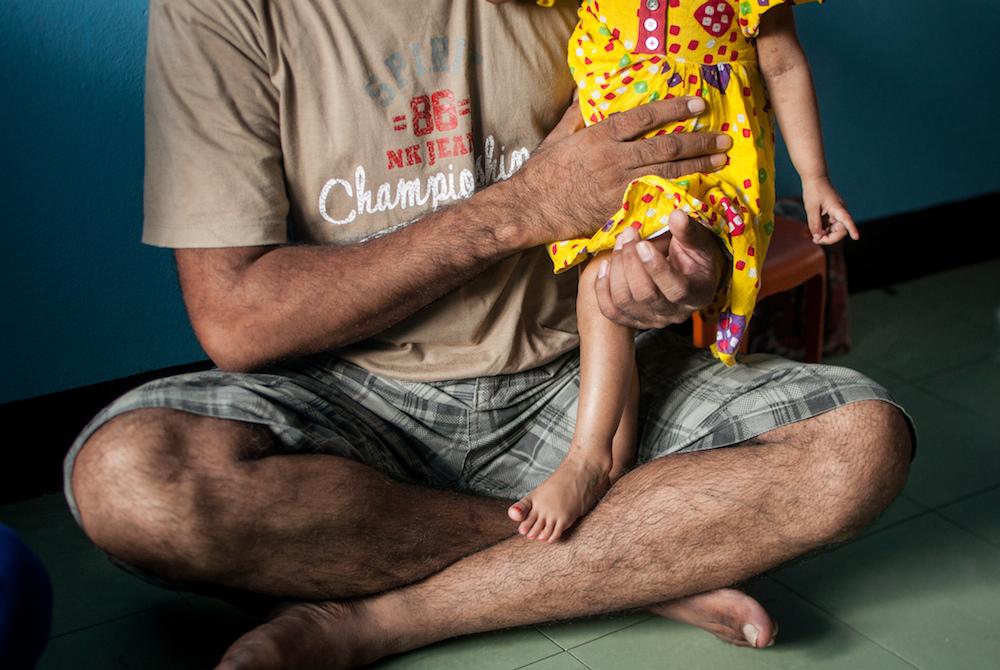 urban refugees in Thailand