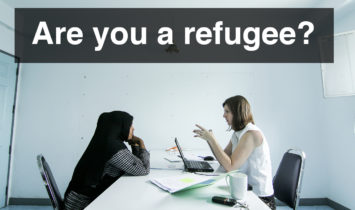 Refugee help