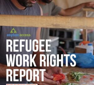 refugee work rights