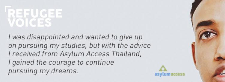 Thailand refugees