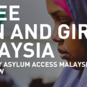 Refugee Women in Malaysia