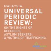 MALAYSIA UNIVERSAL PERIODIC REVIEW
